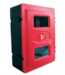 X102131 Double Fire Extinguisher Storage Box
